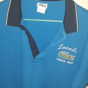 Lacoste shirt